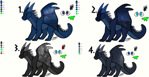 Star Picture Nightwing Adopts by darkflamethedragon