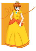 Princess Daisy by Conny93