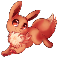 Just Eevee by miflore