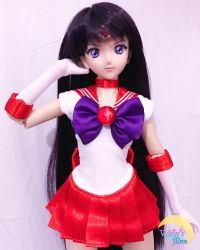 Sailor Mars - 15 by djvanisher