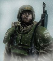 Imperial Guard by CrisM1A1