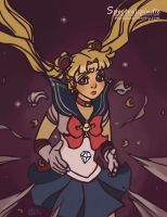 Tragic Princess No More by SpectralSpindle
