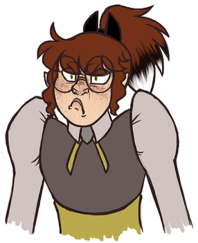 Angry Todd by CheshireCatGrin