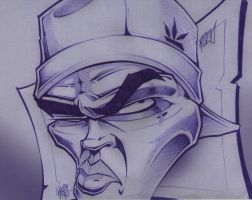 Ballpen-Sketch 8 by ASCOE