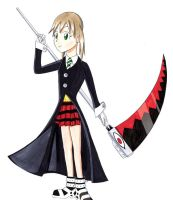 Maka Albarn by QuesoGr7
