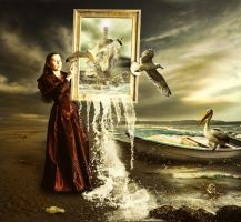 water frame by 1dicegfx