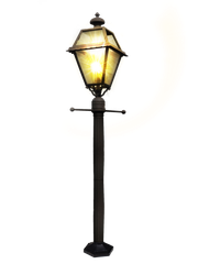 Street Lamp by Moonglowlilly