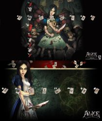 Alice: Madness Returns 3.0 by Oxhine