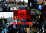 28 DAYS LATER numberd days by codenameX