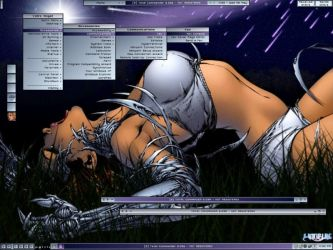 WitchBlade by arcangel33