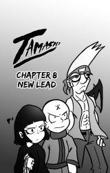 Tamashi Chapter 8 (Link in Description) by Derede