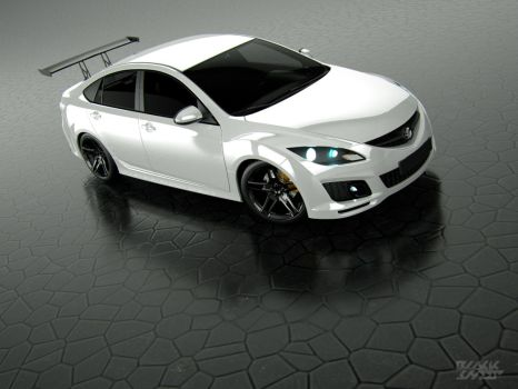 Mazda 6 Tunned by Edge-Suizo