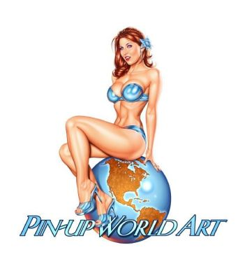 Pinup World Art by PinUp-World-Art