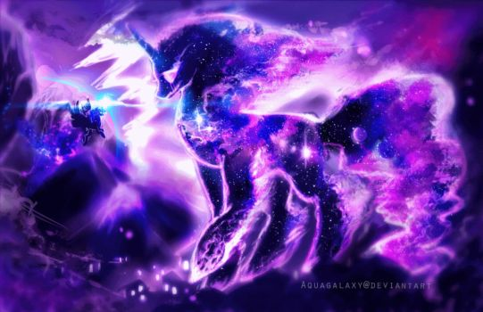 Guardian of Dreams (Animated) by equumamici