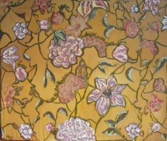 Fabric painting by abflabby