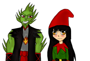 Tis the season to be jolly by ArtemisArcana