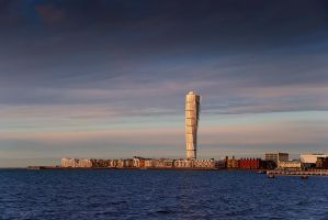 Turning Torso by Freggoboy