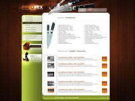 Gepotex - shoplayout by fee3R