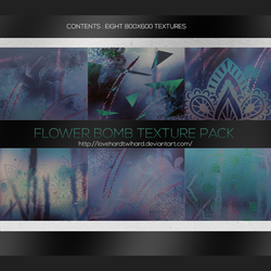 Flower Bomb Texture Pack by Lovehardtwihard