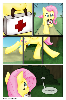 A Little Kindness - PAGE 2 by MaeraFey