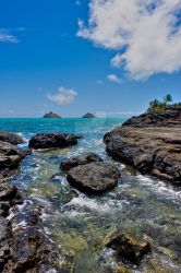 Lanikai - A different perspective by silasleger