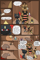 Team Lore - The Courageous Coward pg. 2 by Novern