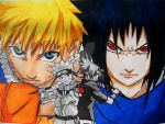 Rivals by Amrinalc
