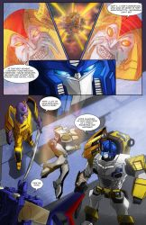 Transformers - Cybertronians page 21 by shatteredglasscomic