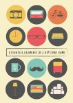 Essential elements of a hipster home by SEEZ85