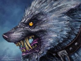 Lycan Slave by Sunglasses-afterDARK