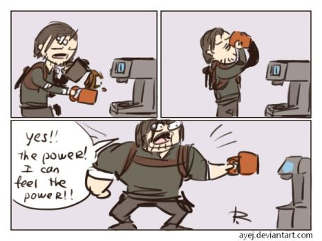 The Evil Within 2, comics 2 by Ayej
