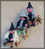 Witches by Cinciut