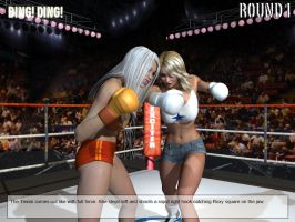Texas Tornado vs. Roxy Starr, Image 4 by cpunch