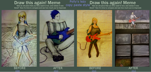 Before and After meme by Bodici22