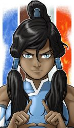 Korra by Thuddleston