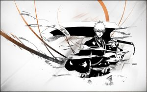 Bleach - Ichigo 459 by Kalsypher