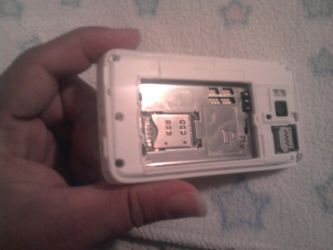 N900 White Housing 4 by J0hnMcClane