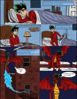 AD:JL T'was the night pg2 by Ravenfire5