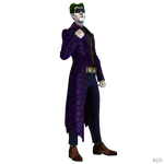 Batman (The TellTale Series) - Vigilante Joker by MrUncleBingo