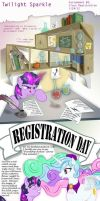 Class Registration by ultraspacemobile