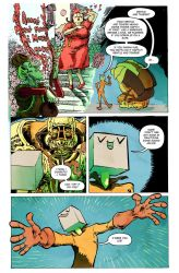 World's Greatest Eccentric page 10 by JongBom