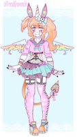 [Adopt]: Candy Gore by SimplyDefault