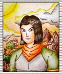 Android 17 by ruks12