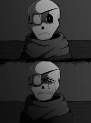 P-Papyrus...Dad is.. by SafulousArt