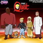CCC-JAMS - Jonny Quest 2018 by theCHAMBA