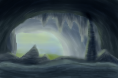 Cave No 1 by Chess-Kitten