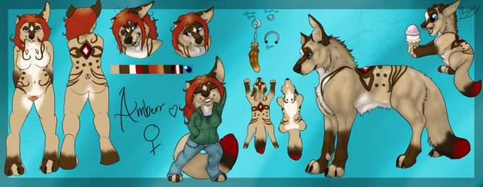 Ambers Ref sheet by Shockley23