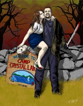 A Match Made At Crystal Lake by JoeGrafix