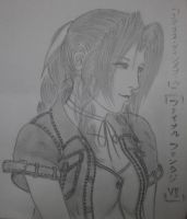 Aerith Gainsborough by unknown3173