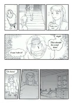 All beginnings are difficult - page 17 by Pentragon1990
